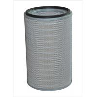 Excavator Forklift Oil Filters With Hexagonal / Prismatic Mesh , NO.KW3046 Manufactures