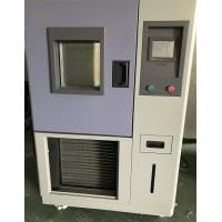 -70°c To 150°c  Temperature Humidity Test Chamber Air / Water Cooled Manufactures
