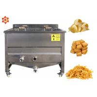 55L Oil Capacity Chips Deep Fryer Machine Fried Chicken Machine With CE Certification Manufactures