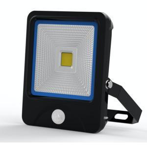 Super Sensitivity 30W led pir flood light / Wide Voltage led motion sensor flood light High Grade Manufactures