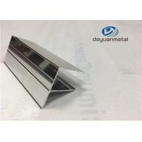 6463-T5 Polishing Bright Extruded Aluminium Profiles Shower Room Aluminium Shower Trim Manufactures