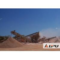 Large Capacity Stone Crushing Production Line In Mining Industry 100TPH Manufactures