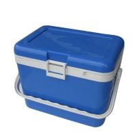 China Food Grade Resin 17L Fruit Fresh Insulated Cool Box For Vaccines Corrosion Resistance on sale