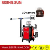 China Car wheel balancing and wheel alignment machine on sale