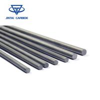 China Metal Cutting Tungsten Carbide Bar Stock , Solid Carbide Rods High Precision on sale
