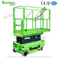 China Portable Industrial Mini Self Propelled Lift For Painting, Cleaning on sale