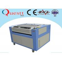 China 1000 mm/S CNC Laser Engraving Machine 100W  Water Cooling For Stone / Wood on sale