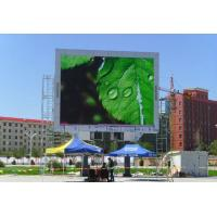 Smd Outdoor P10 High Definition Led Display , Outdoor Led Display Board 14-16 Bit Manufactures