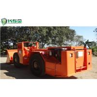 RL-2 Air-Cooled Engine Load Haul Dump Machine for Mining and Tunneling Excavation Manufactures