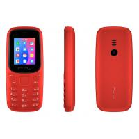 0.08MP Camera IPRO Mobile Phone , Bluetooth Dual Sim Cell Phone 800mAh Red Color Manufactures