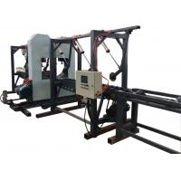 China Shandong Saw Machines, Vertical Band Saw,Wood Double Cutting Sawing Mill on sale