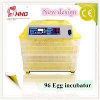 Hot sell EW-96 Automatic CE certificate mini automatic incubator for chicken Manufactures