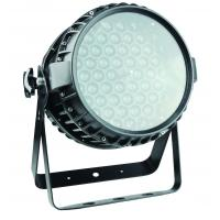 54*3w rgbw 4in1 IP65 waterproof led par light with zoom for sale Manufactures