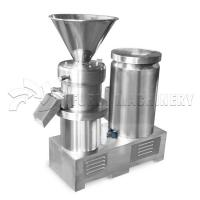 Industrial Nut Grinder Machine Vertical Colloid Mill Peanut Butter ISO Manufactures