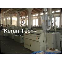 Quality High Capacity PVC WPC Profile Extrusion Line High Precision For Wall Siding for sale