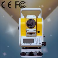 Cheap and fine total station for distance measuring engineering construction Manufactures