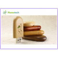 Wooden USB Flash Drive OEM Gift Wooden USB , Can Brand your Own LOGO Wooden USB Drive Manufactures