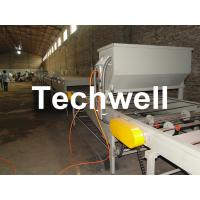 Colorful Automatic Stone Coated Roof Tile Machine Corrugated Steel Tile Making Machine Manufactures