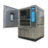 AC220V Constant Temperature and Humidity Chamber Rising Rate 0.1~3.0℃ / Min / Falling Rate 0.1~1.5℃ / Min Manufactures