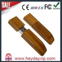 China Natural Wooden USB Stick 8GB on sale