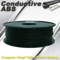 Quality Good Performance Of Electroplating ABS Conductive 3D Printer Filament 1kg / for sale