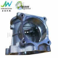 Aluminum Alloy Die Casting Parts , Hassel - Free Performance Diecast Car Accessories Manufactures