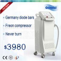 CE Approved Laser Hair Removal Home Machine For Whole Body , 2000W Power Supply Manufactures