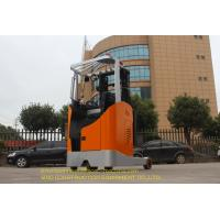 China Compact Diesel Forklift Truck Seated Operation Electric Reach Truck Forklift on sale