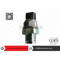 Steel Common Rail Injector Parts 45PP3-4 Fuel Rail Pressure Sensor For Nissan Navara Manufactures