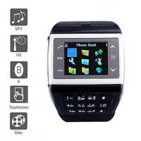 ET - 1.4 Inch Watch Cell Phone Black (FM, MP3 MP4 Player) 103120 Manufactures