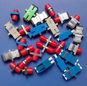 SC/FC/LC/ST Fiber Optic Adapter Manufactures