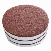 Nano Sponge Compound Scouring Pad with Cleaning Machine for Grinding, Polishing and Cleaning Manufactures