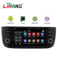 China Android 7.1 car radio touch screen dvd player with 3g wifi BT AM FM on sale