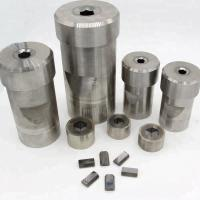 China Carbide Punches And Dies Perforated Punch Rod Film Extruder Die Heading Die on sale