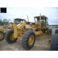 140H Used motor grader caterpillar 2008 cat grader for sale Manufactures