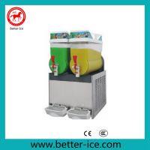 China 2 Bowls Slush Machine(BI-10L2) on sale
