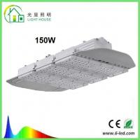 130lm/W SMD3030 Solar Powered LED Street Lights 150 Watt With 47~63 Hz Requency , 100-277VAC Manufactures