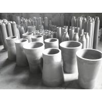 China Sisic Silicon Carbide Refractory Ceramic Cone Liner for Cyclone on sale