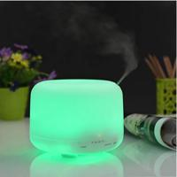 Ultrasonic Aroma Essential Oil Diffuser , Cool Mist Impeller Humidifier With Remote Control Manufactures