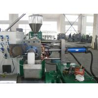 with vacuum exhaust systerm, Washed recycled PP PE hard plastic pelletizing/granulating recycling machine Manufactures