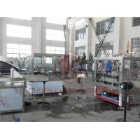 Craft Beer Bottle Filling Machine , Aqua Water Soft Beverage Carbonated Drink Machine Manufactures