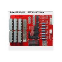 China PCM / Protect Circuit Module For 33.3VLi-Ion Polymer Battery on sale