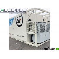 Custom Mobile Forced Air Cooling Anti Corrosion PLC Touchscreen Control Manufactures