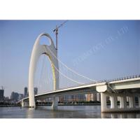 Industrial Coaing Solutions For Bridge Building Projects Heavy Anticorrtive Paint Series Manufactures