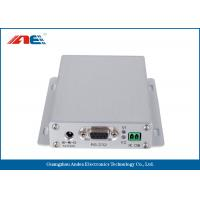 Quality Medium Power Square RFID Reader RS232 , Four Channels RFID Antenna Reader for sale