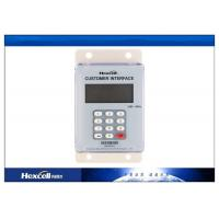 Electrical Prepaid Meter Customer Interface Unit LCD Display Six Integers and Two Decimals Manufactures