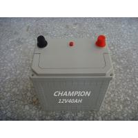 Charging 12V 40 AH Dry Lead Acid Car Battery With Low Self - Discharge Manufactures