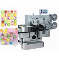 High Speed Automatic Button Candy Packing Machine 2030*1250*1810mm Manufactures