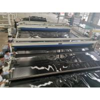 China Width 1800 Automatic PE Sheet Extrusion Line HDPE PP Plastic Sheet Making Machine on sale