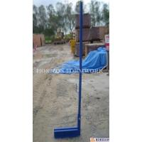 Adjustable Guardrail Post For Safe Working Protection In Slab Formwork  Scaffolding Systems Manufactures